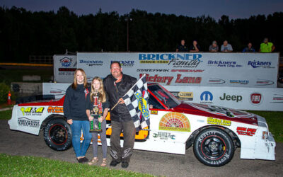 Schramm scores first feature of 2020; Blount, Custer add wins