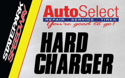 July 30th Auto Select Hard Charger Award Winners