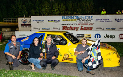 Tessmer returns for first-ever mini mods win; Stankowski, Custer, Hartwig add feature victories