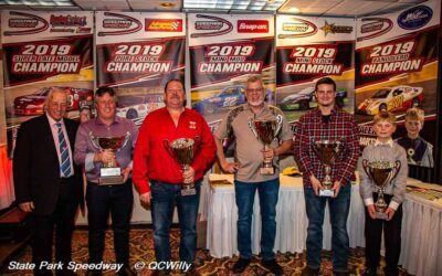 Registration for State Park Speedway Awards Banquet on Saturday, November 7th