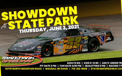 State Park Speedway is Back in Action Thursday with Ropa's Pizza Night