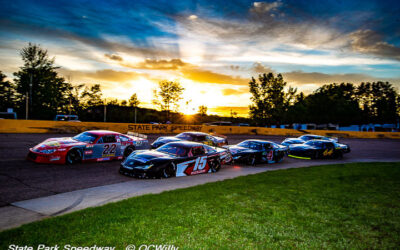 Full show on tap as State Park Speedway opens 2021 season