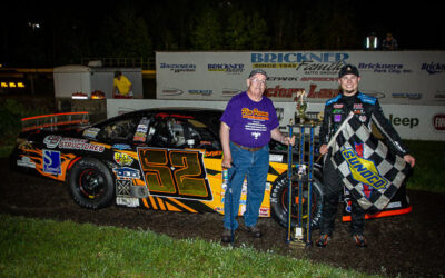 Heinrich is best in super late models on opening night at SPS