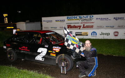Boykins returns to victory lane, highlights list of winners on Ropa's Pizza Night