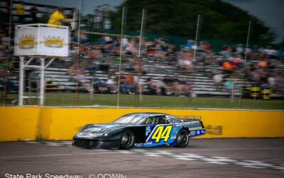 Mondeik wins super late feature before rain foils SPS race program