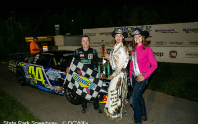 Mondeik best on Kids Night for fifth straight SLM feature win