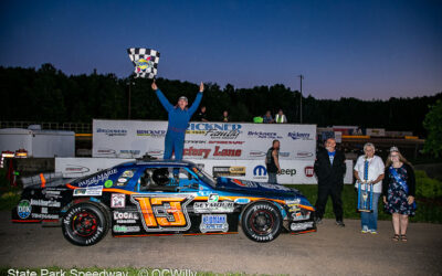 Volm continues mastery of Dave Lashua Memorial; Seliger & Breitenfeldt keep winning
