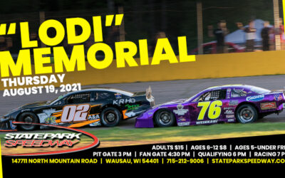 Lodi Memorial Schedule and SLM Payout