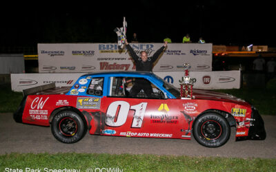 Cabelka returns 01 to Victory Lane, Henze clinches Bandolero title with sweep