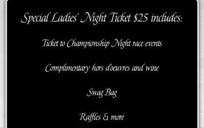 Purchase Special Ladies' Night Tickets at Jim Kryshak Jewelers
