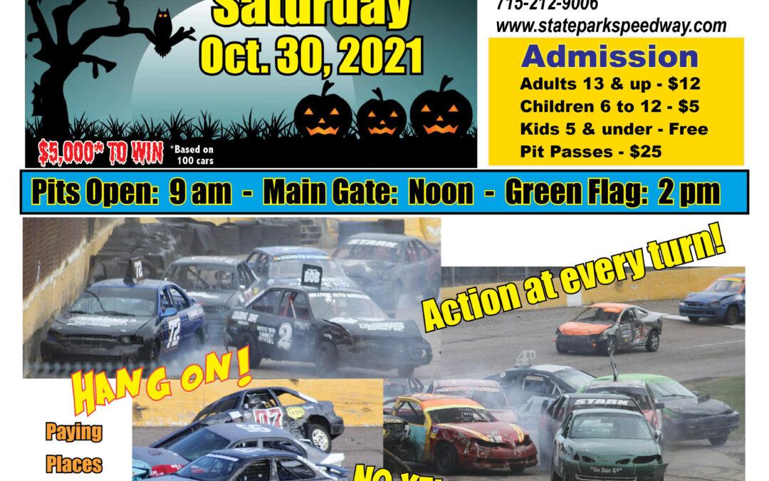 Creepy Classic Enduro Coming Saturday, October 30