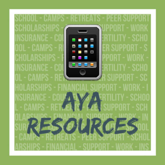 AYA resources
