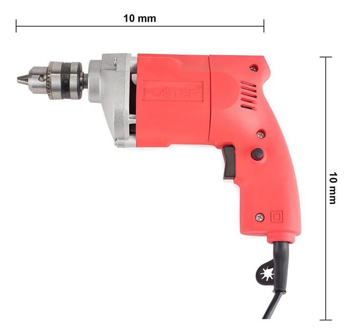 foster fpd-010a 10mm impact pistol grip drill