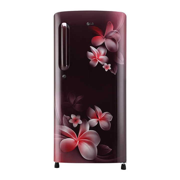 lg 190 l 4 star inverter direct-cool single door refrigerator
