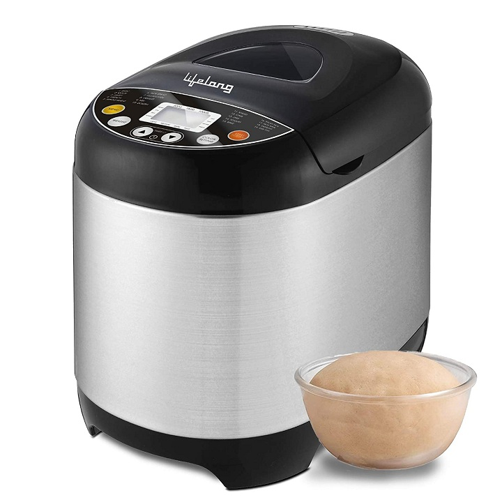 lifelong atta and bread maker 550 watt