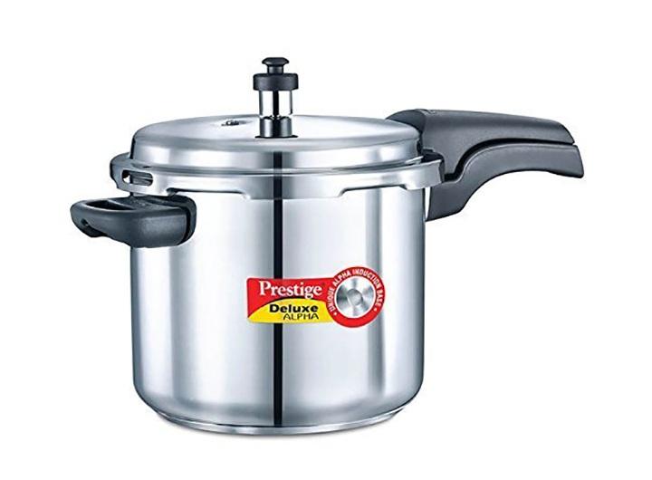 prestige deluxe alpha pressure cooker