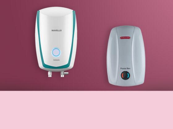 best geyser water heater in india