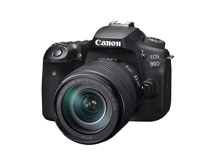 canon eos 90d digital slr camera
