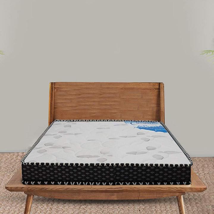 comforto duplex firm and soft dual comfort mattress