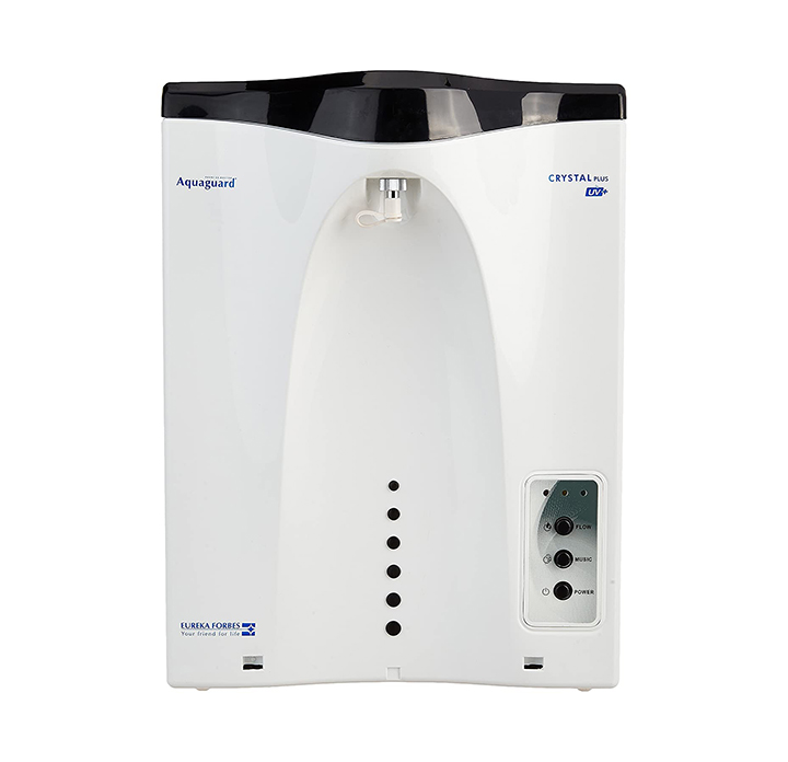 eureka forbes aquaguard crystal plus uv water purifier