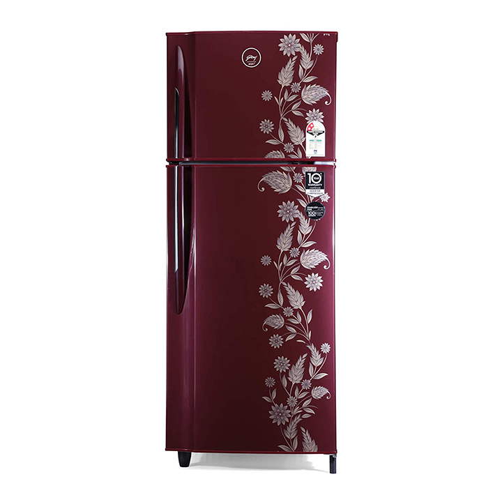 godrej double door inverter refrigerator