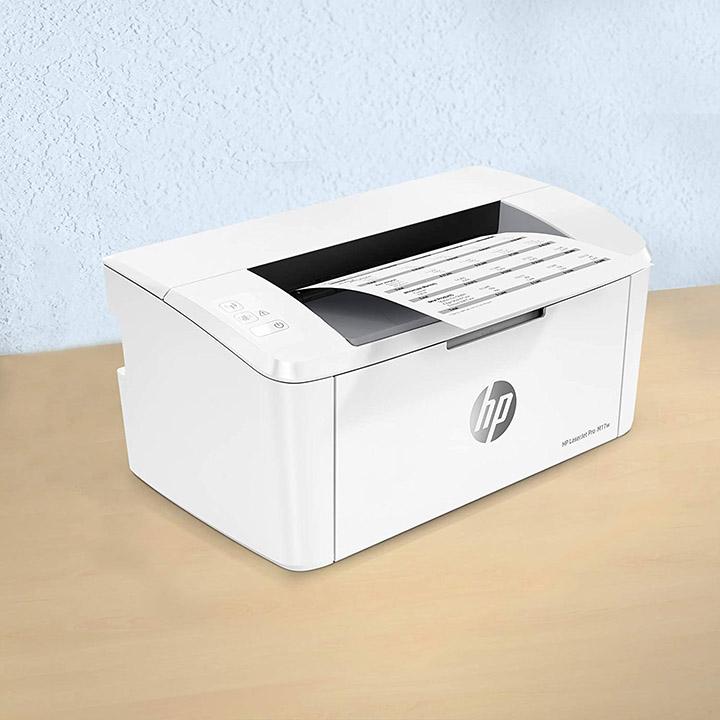 hp laserjet pro m17w single function wireless laser printer