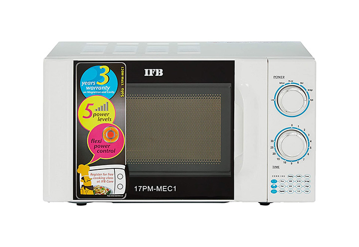 ifb solo microwave oven 17pm1