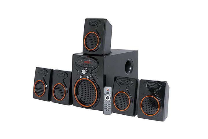 krisons alpha 5.1 bluetooth home theater