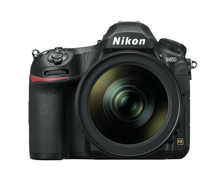 nikon d850 45.7mp dslr camera