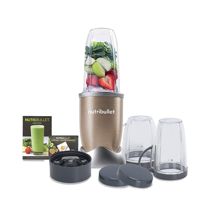 nutribullet pro high speed blendermixersmoothie maker - 900 watts