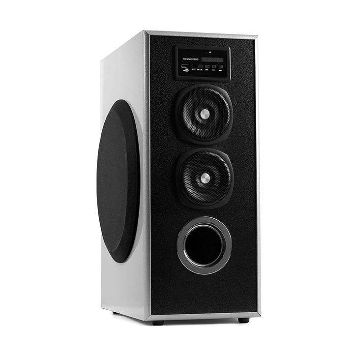 obage mt-600 single tower speaker system