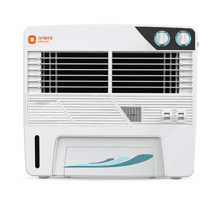 orient electric magic cool cw5002b 50-litre air cooler
