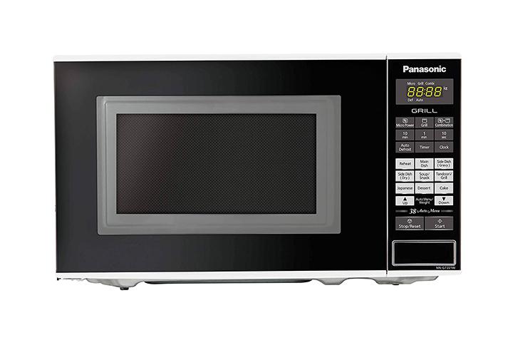 panasonic grill microwave oven