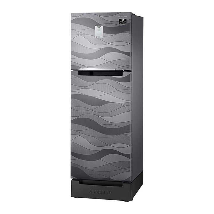 samsung double door refrigerator