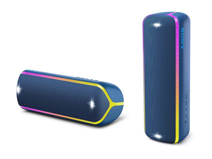 sony srs-xb32 portable wireless bluetooth speaker