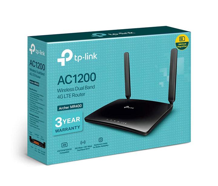 tp-link archer mr400 router