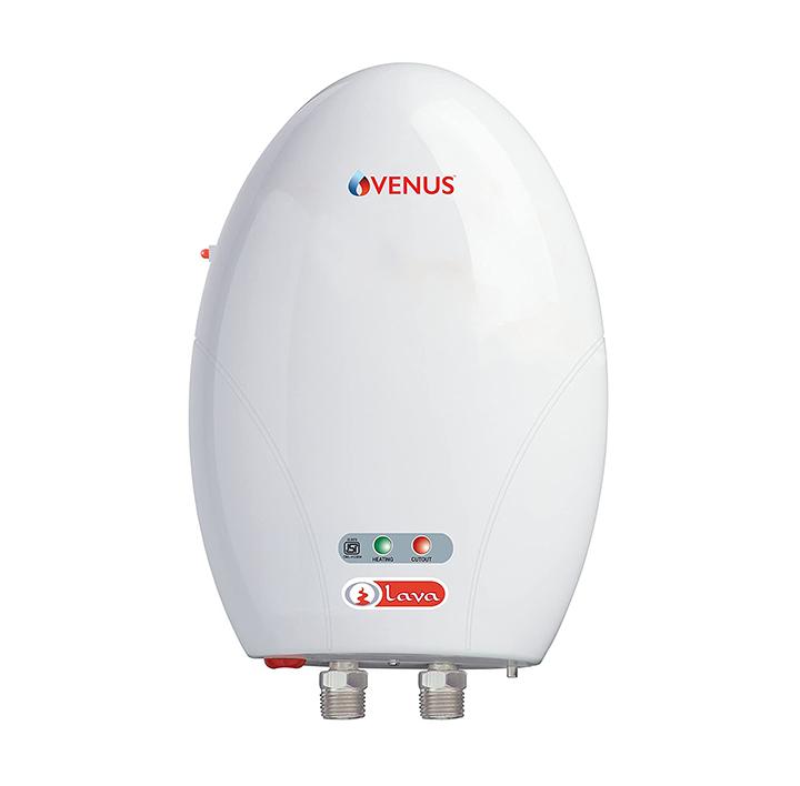 venus lava instant 3l30 3-litres instant water heater