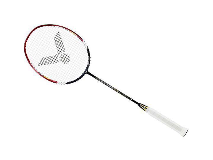 victor brave sword 1900 g5 speed series strung badminton racket