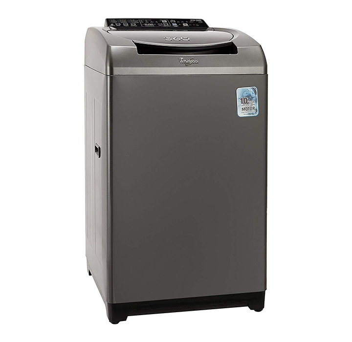 whirlpool 7kg fully automatic top loading washing machine
