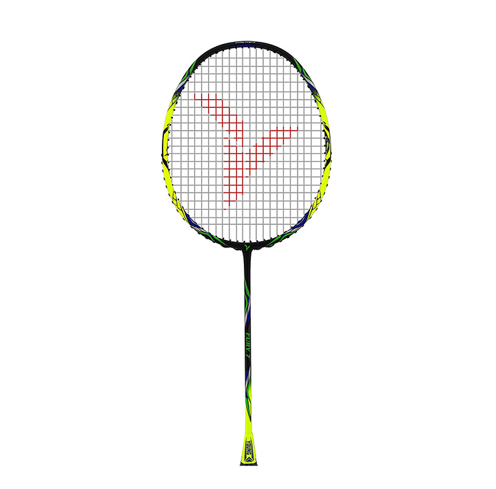 young fury 7 graphite professional badminton racket