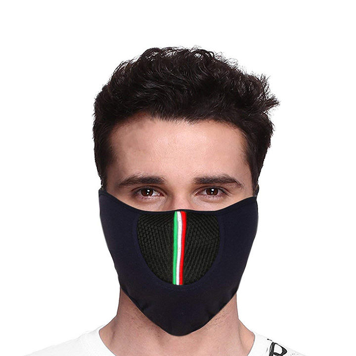 Acceptive's Fashions Bike Riding and Cycling Anti Pollution Mask