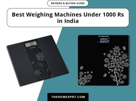 Best Weighing Machine Under 1000 Rupees in India