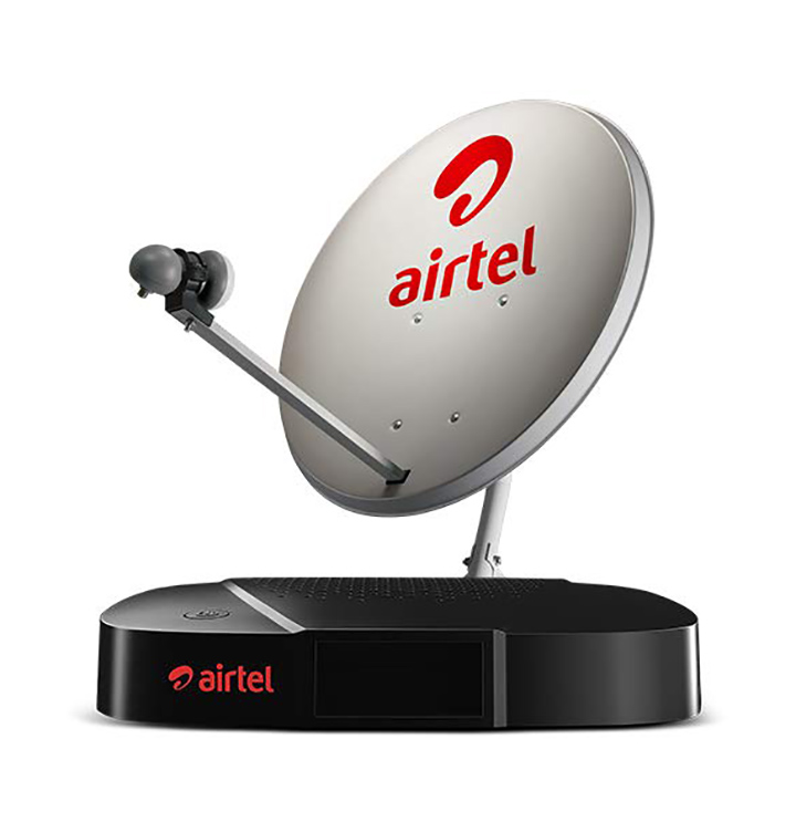 airtel digital tv hd set top box