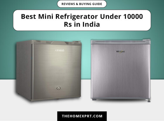 best mini refrigerator under 10000 rs in india