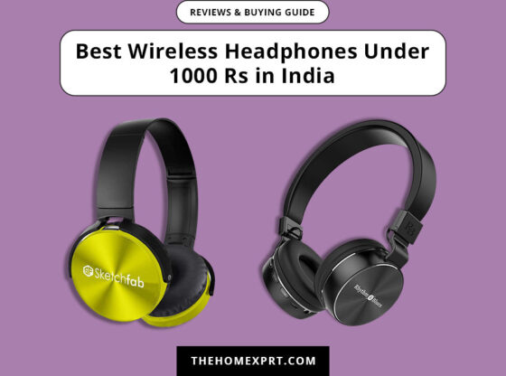 best wireless headphones under 1000 rs in india