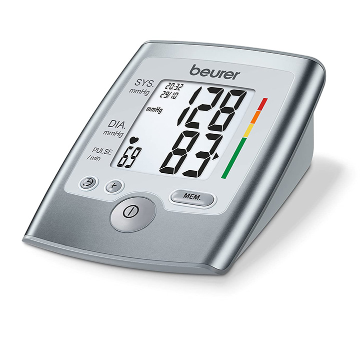 beurer bm35 upper arm blood pressure monitor