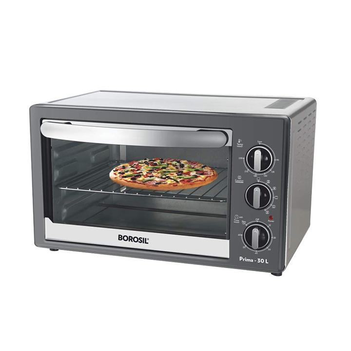 borosil prima botg30crs13 30-litre oven toaster grill