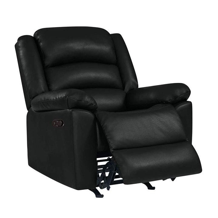 furny carson 1 seater recliner sofa