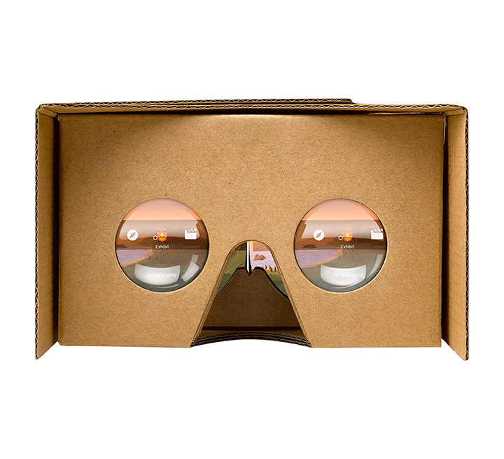 google official cardboard