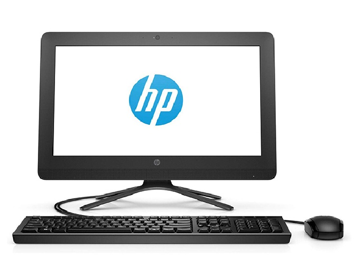 hp aio 20–c441il 19.45-inch all-in-one desktop